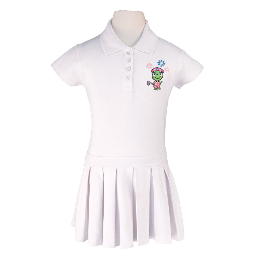 The Golf Polo Dress