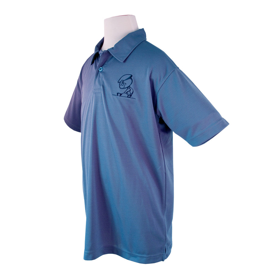 The Original Performance Polo Front (Boys)