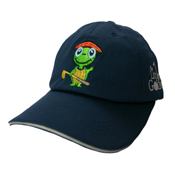 Performance Tournament Cap front (Boys)