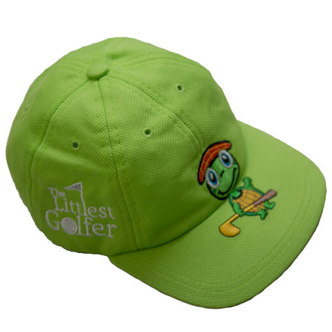 The Green Performance Cap For Boys