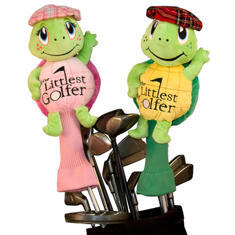 The Littlest Golfer Plush Club Covers