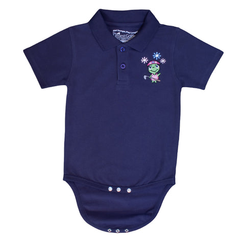 Tour Polo Onezee (Girls) Blue