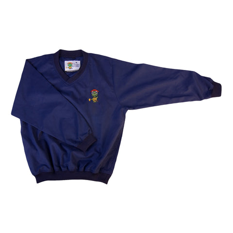 The Littlest Windshirt (Blue)