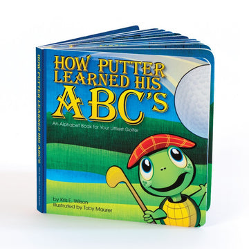 How Putter Learned His ABC's