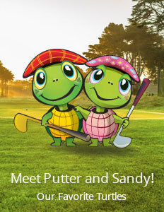 Meet Putter and Sandy