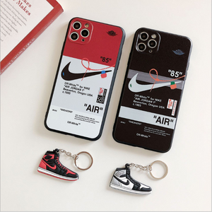 Nike × Off White fashion iphone case - GoinsShop