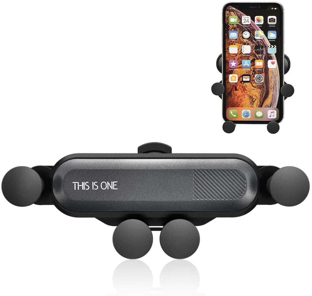 Apple Style™ 5-point phone car mount