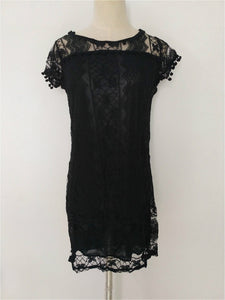 Summer Sexy Lace Dress
