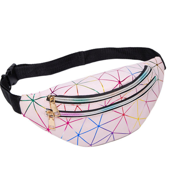Travel BUM BAG Bumbag Fanny Pack Pouch Travel Waist Money Belt Passport Wallet Zipped Security Pouch Camouflage Waist Packs