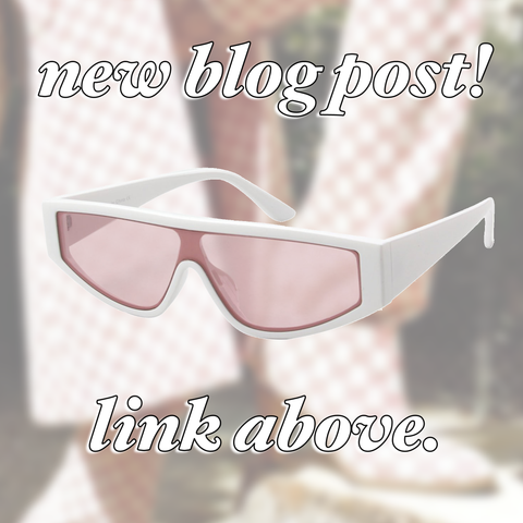 ISTMSTYLES Sunglasses Spotlight: 4-in-1 Trend