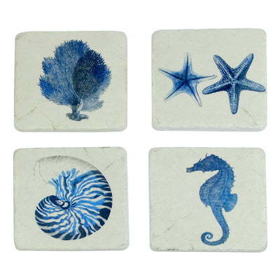 Main Beach Coasters Set of 4