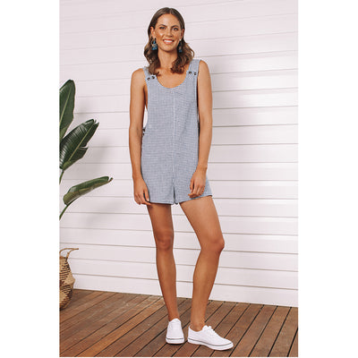Molly Playsuit Overall Style front