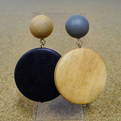 Gaia Drop Earrings