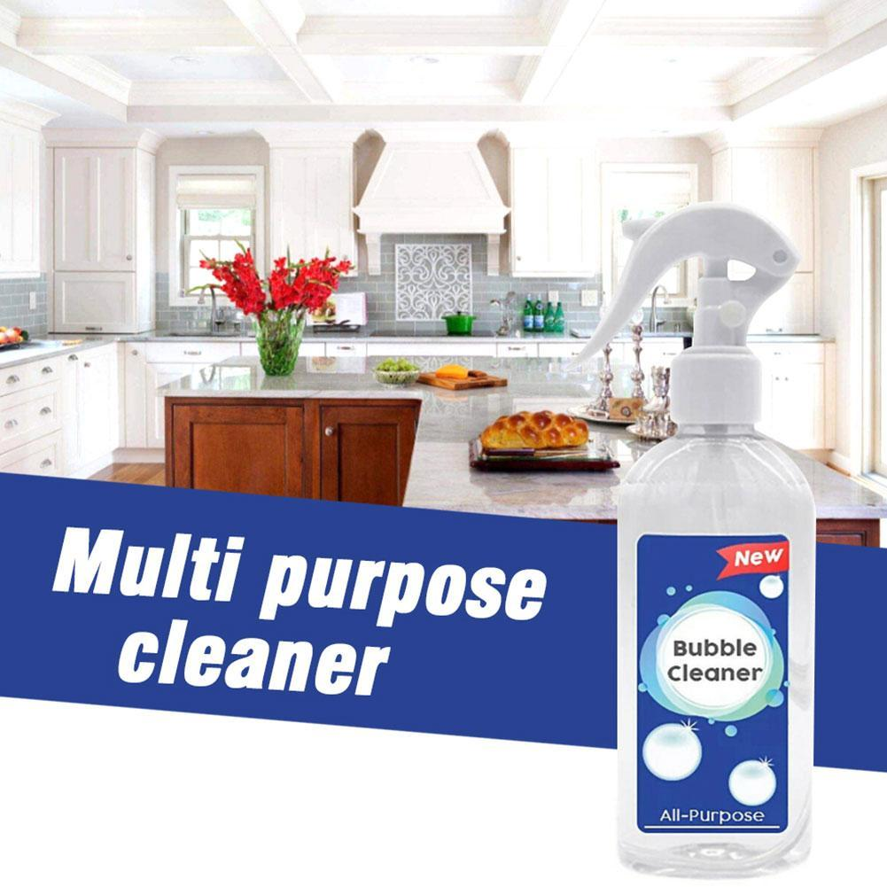 Kitchen foam cleaner, Car grease cleaner, Bubble cleaner