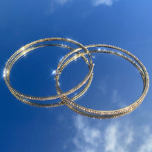 Load image into Gallery viewer, Heavenly Hoops - Gold