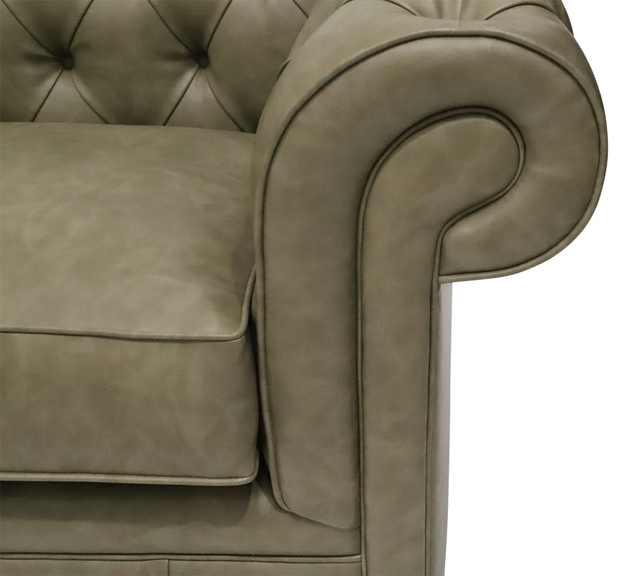 Hale Sofa | Bespoke Chesterfield Sofa
