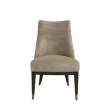 Seymour Dining Chair | Bespoke Metal Footcap Dining Chair
