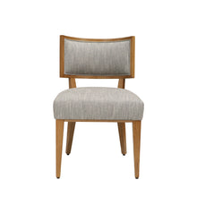 Elgin Dining Chair | Bespoke Curve Show Wood Dining Chairs