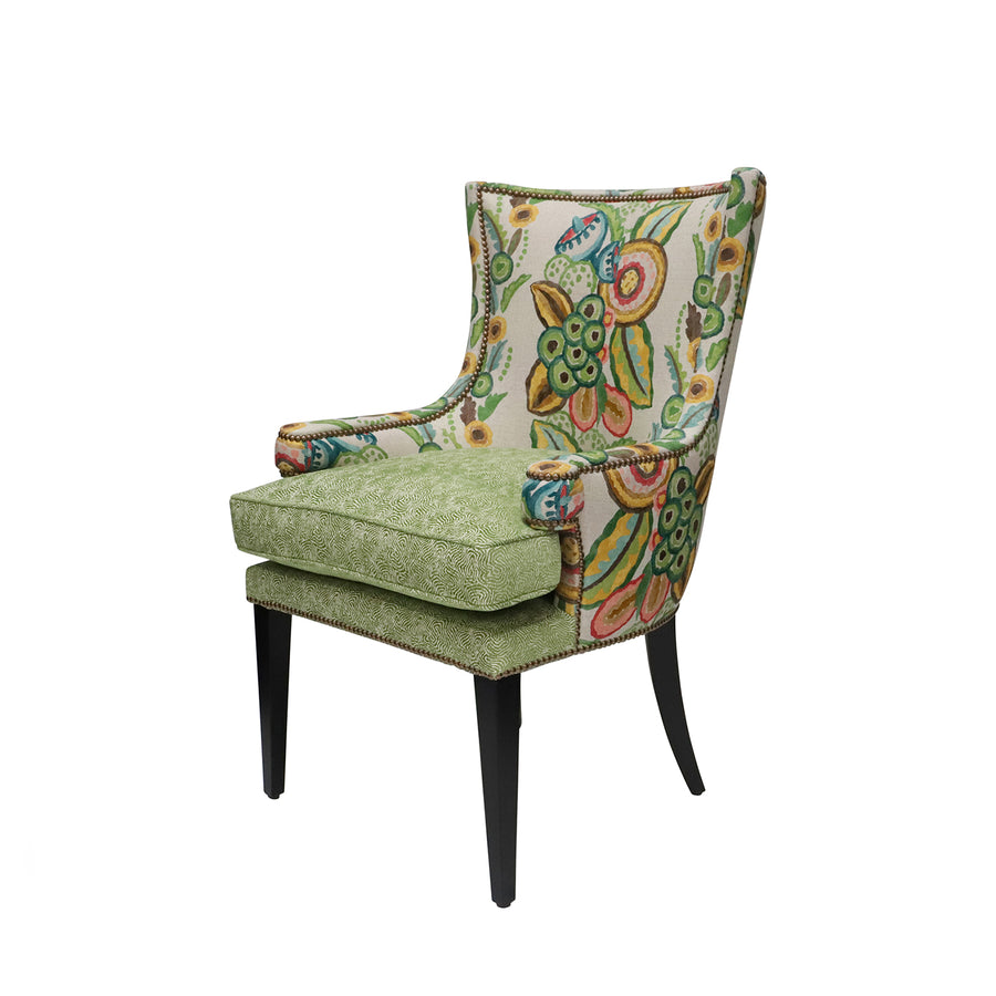 Hampton Chair | Bespoke Formal Arm Chair