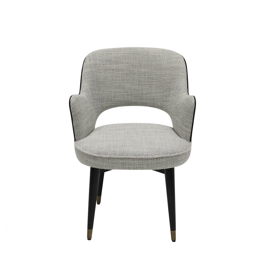 Belsize Dining Chair | Bespoke Cut Out Dining Chair