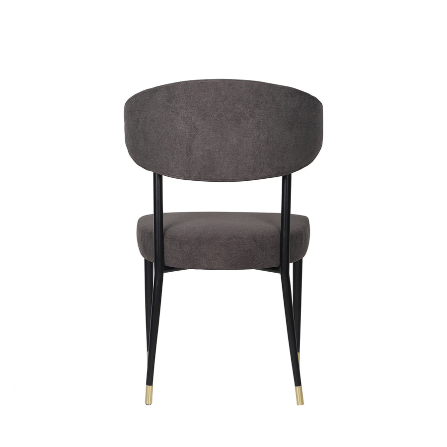 Dupont Dining Chair | Bespoke Curve Back Dining Chair