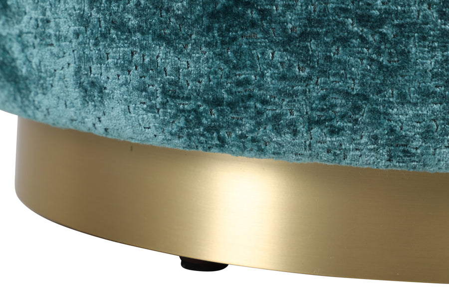 Russo Stool | Bespoke Metal Plinth Stool