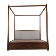 Osborne Bed | Bespoke Four Poster Bed