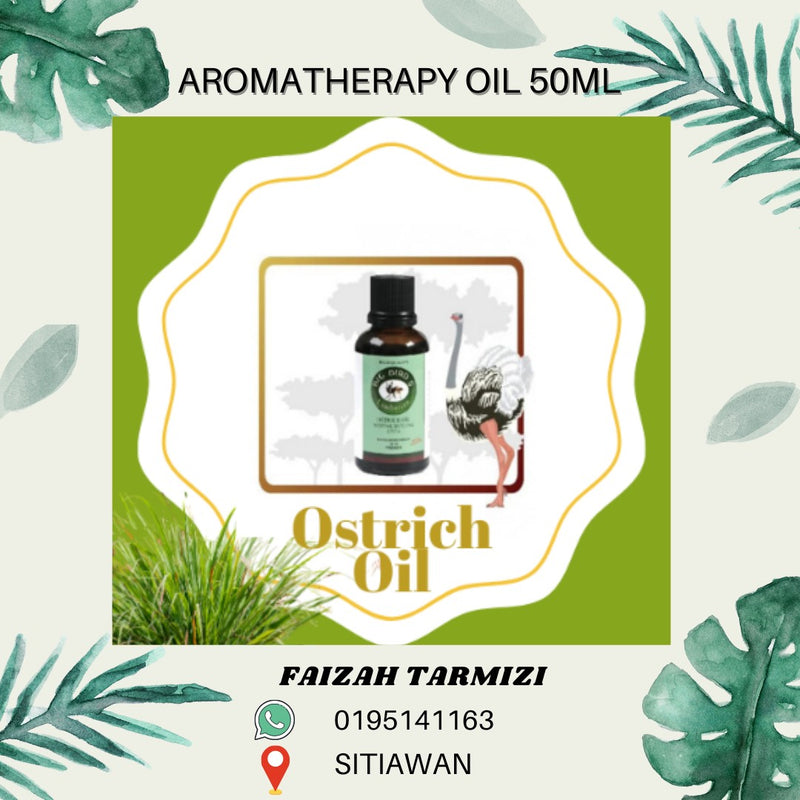 Aromatherapy Ostrich Oil 50ml