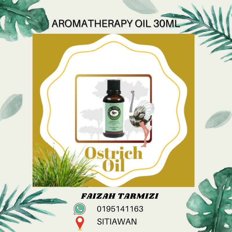 Aromatherapy Ostrich Oil 30ml