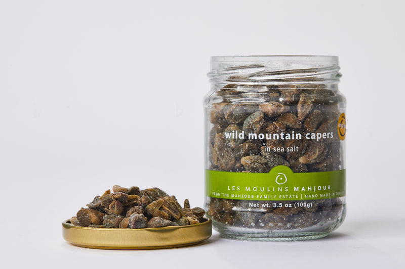 Wild Mountain Capers -100 g