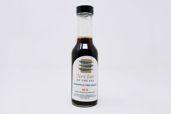 pineapple fish sauce