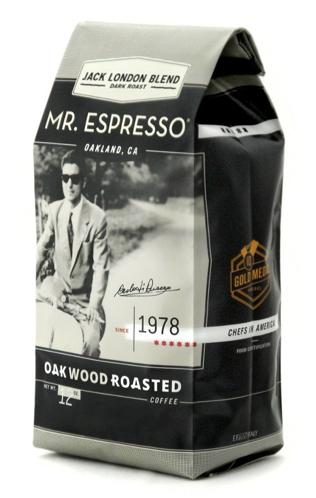 mr espresso jack london blend ground