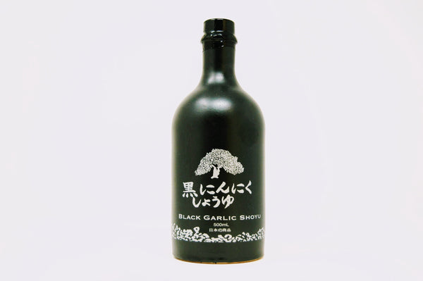Black Garlic Shoyu
