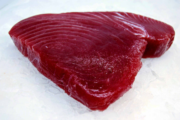 Tuna Steaks, Yellowfin 1 lb - Skinless