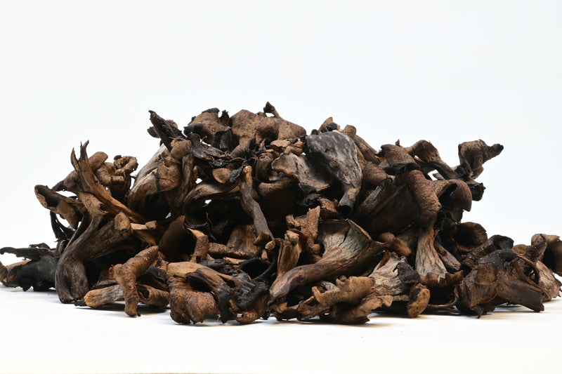 Black Trumpet Mushrooms (Euro) - 1/2lb