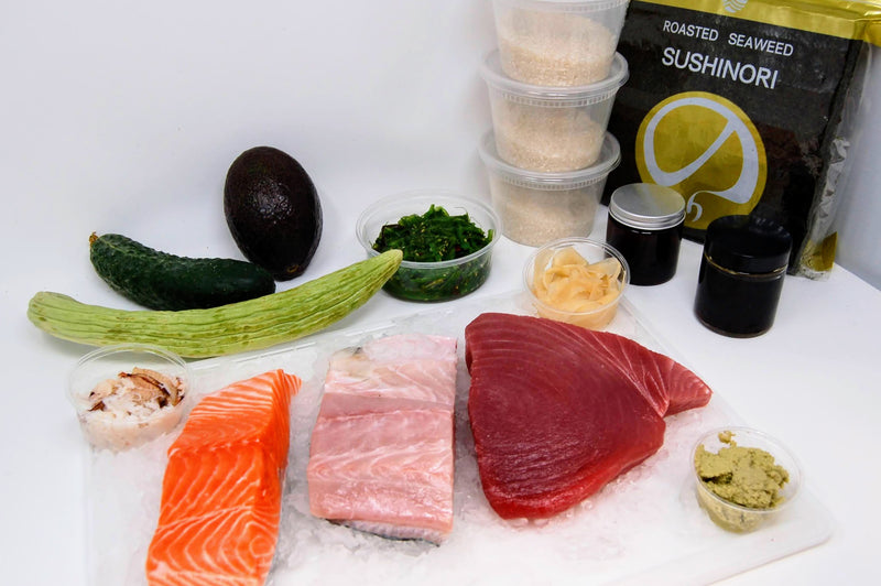 Breakthrough Sushi - Class Kit For Two