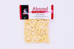 Raw Peeled Sicilian Almonds (150g.)