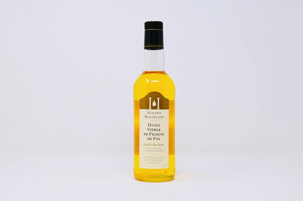 pine nut oil jean marc huilerie beaujolais