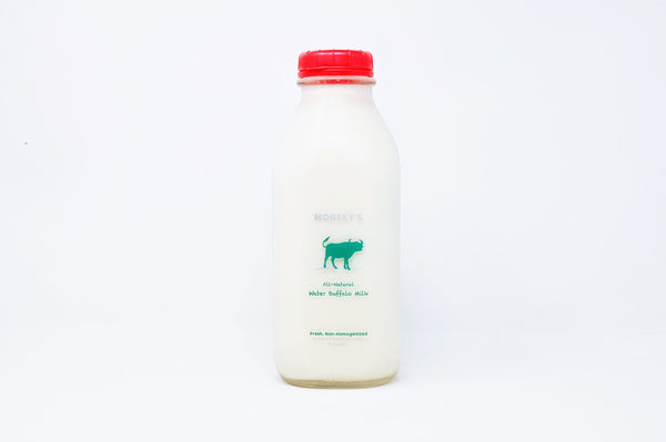 Morsey's Buffalo Milk (Quart) - ea