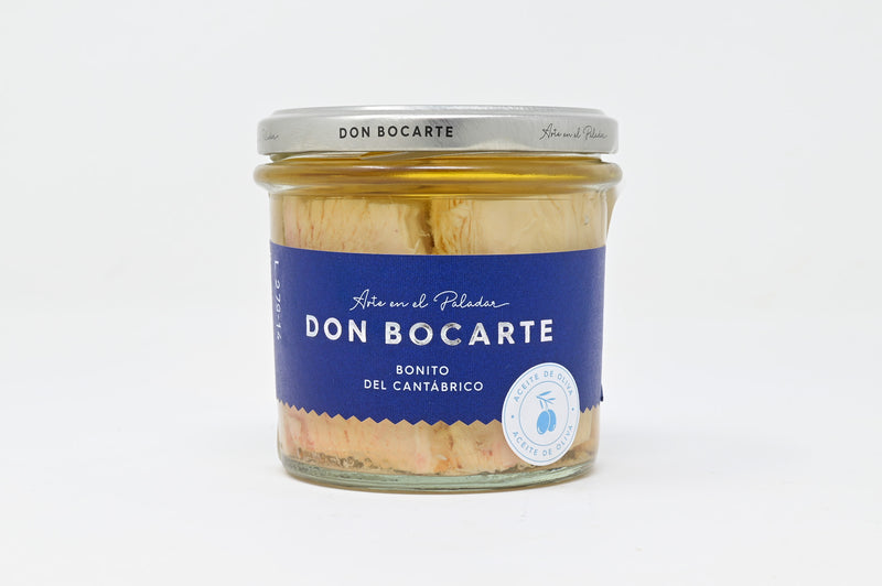 Don Bocarte Bonito Tuna Jar - 220g