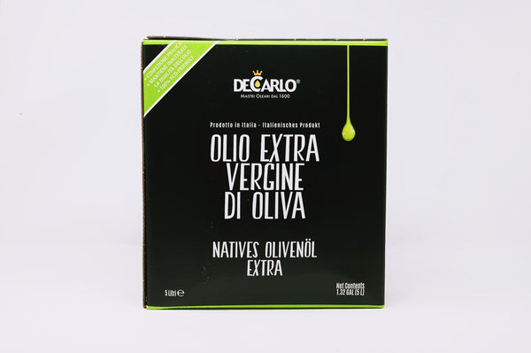 decarlo bulk extra virgin olive oil