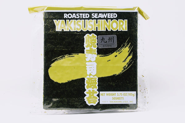 roasted seaweed yakisushinori