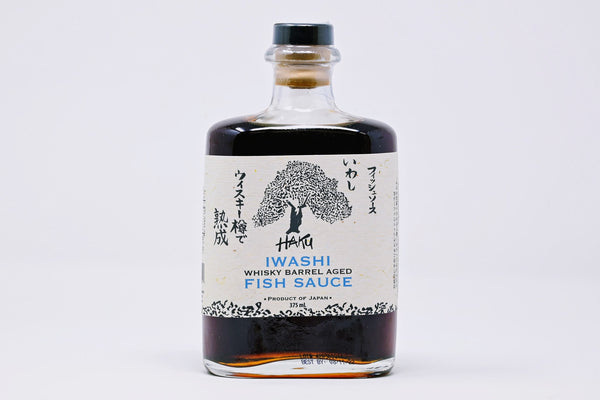 Iwashi Whisky Barrel Aged Fish Sauce