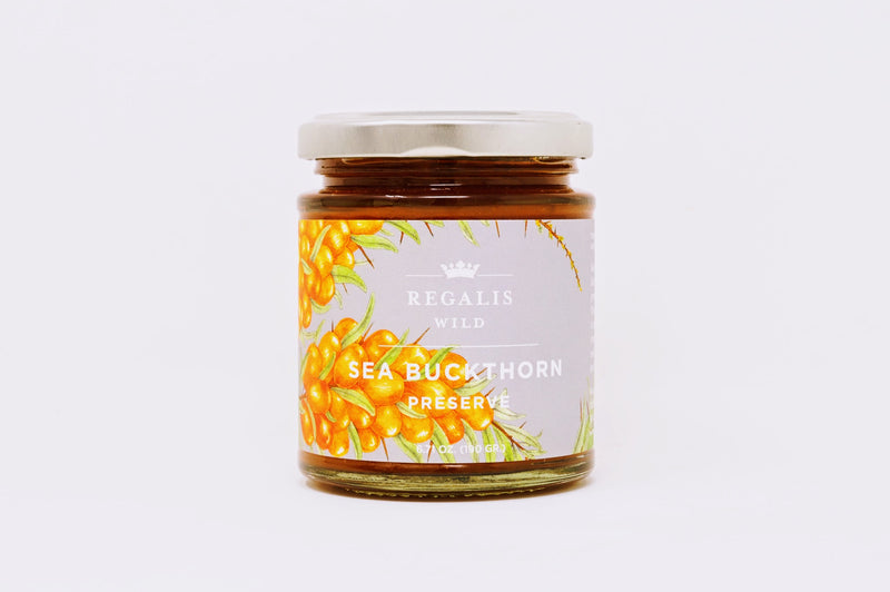 Regalis Sea Buckthorn Preserve