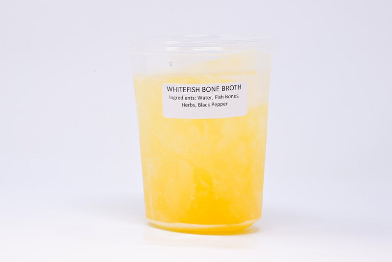 whitefish bone broth