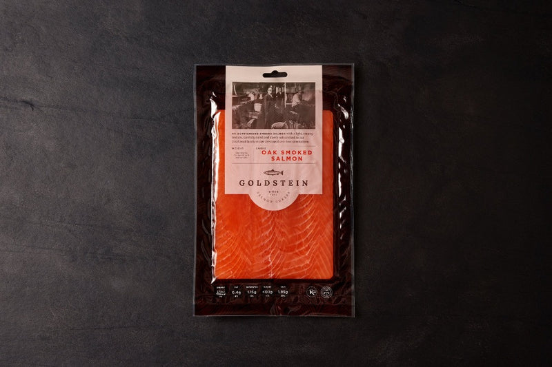 oak smoked salmon goldstein