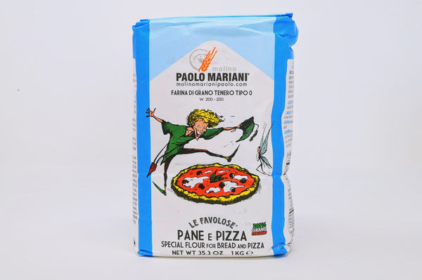 Paolo Mariani Bread and Pizza Flour - kg