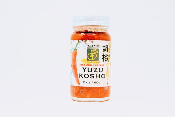 red yuzu kosho