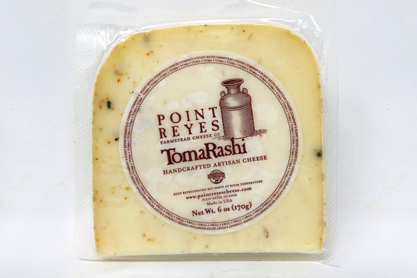 Point Reyes Farmstead TomaRashi - 6 oz