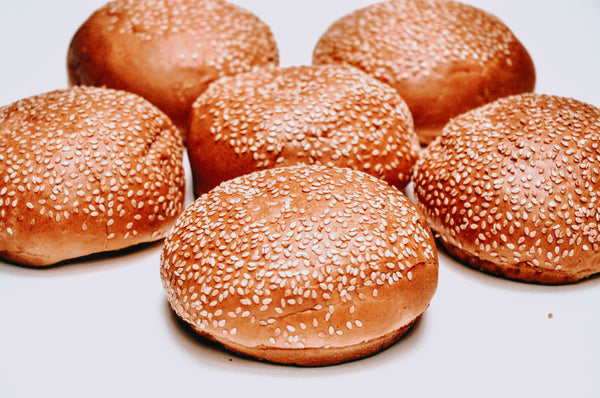Wise Sons Sesame Seeds Challah Buns